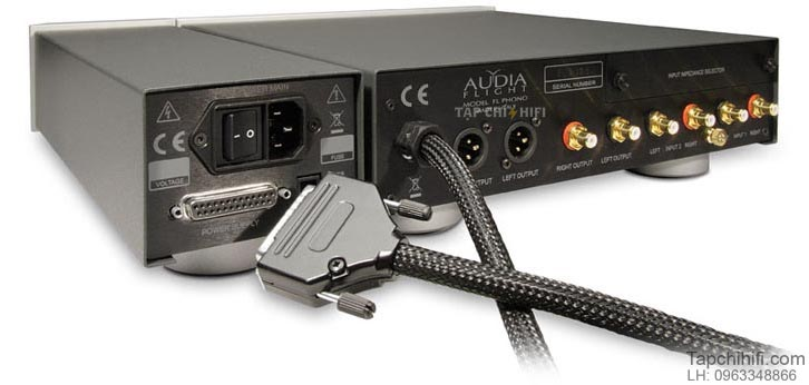 ampli Audia Flight FL Phono dep