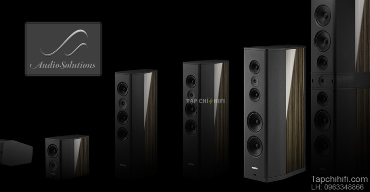 loa AudioSolutions Figaro M