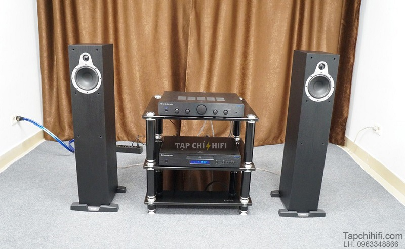 loa Tannoy Eclipse Two dep