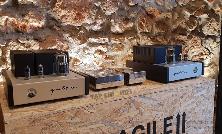 Phono stage Audio Hungary Qualiton Phono chat Tapchihifi