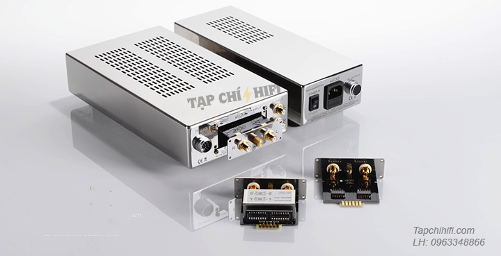 Phono stage Audio Hungary Qualiton Phono tot Tapchihifi