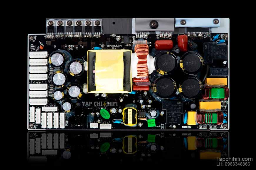 power ampli emotiva build your own 3