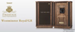 Loa Tannoy Westminster Royal GR tot
