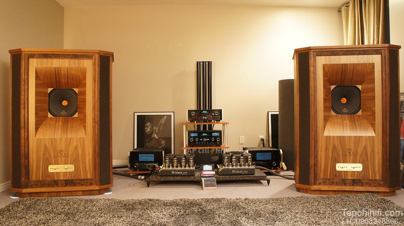Loa Tannoy Westminster Royal GR chat