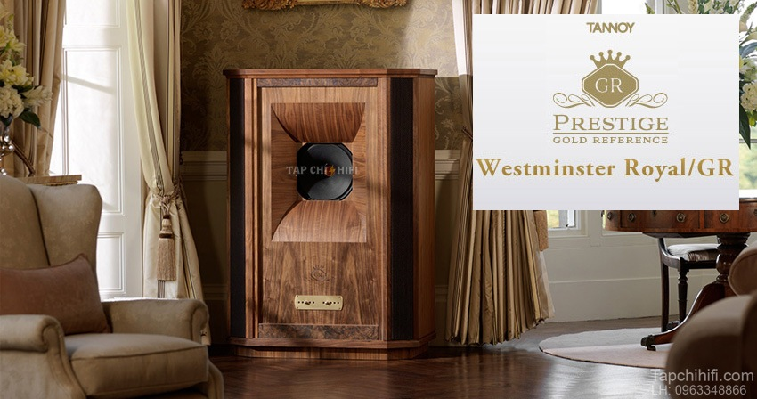 Loa Tannoy Westminster Royal GR