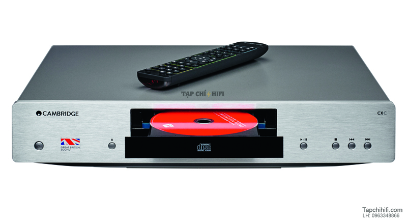 dau cd Cambridge Audio CXC
