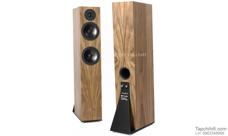 Loa Pylon Audio Emerald 25 dep