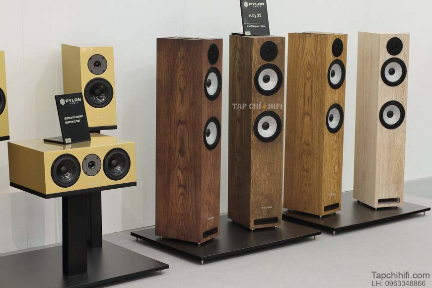 Loa Pylon Audio Ruby 25 dep