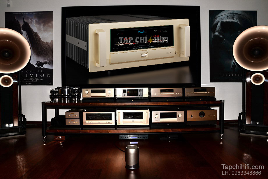 Power ampli Accuphase A-70 chat
