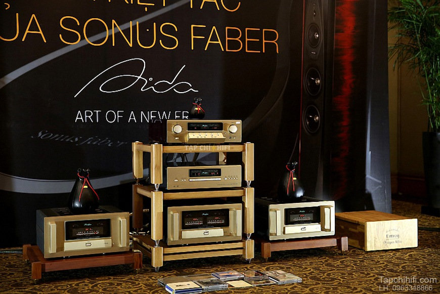 Pre ampli Accuphase C-3850