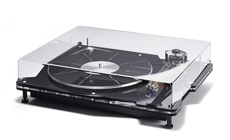 dau dia than DG-1 Dynamic Groove Record Player chat
