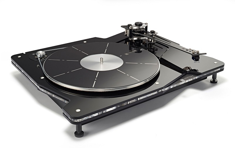 dau dia than DG-1 Dynamic Groove Record Player