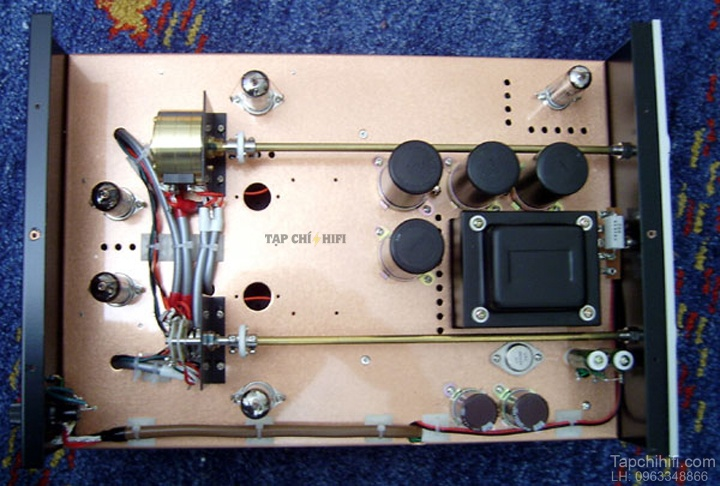 Preamp Audio Note Kondo KSL M7 tot