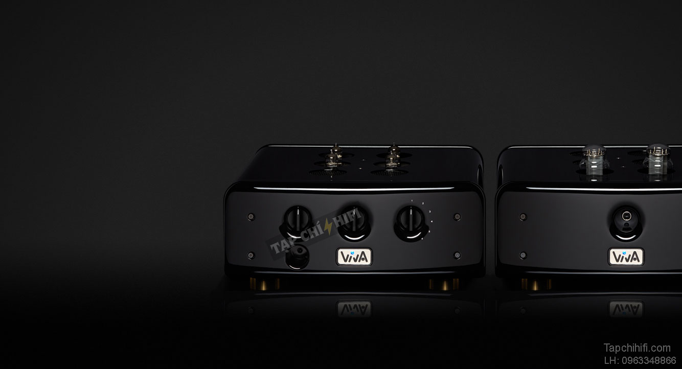 preamp viva audio L1 black